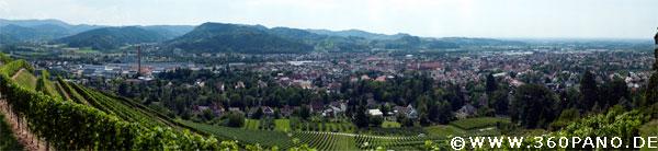 2.0 Gigapixel Panorama von Oberkirch